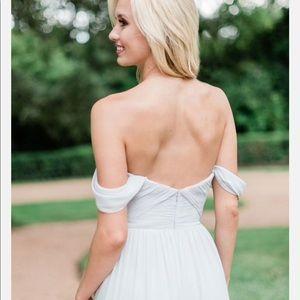 Revelry Dresses - Revelry Kennedy Convertible Dress